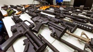 Gun Control-California