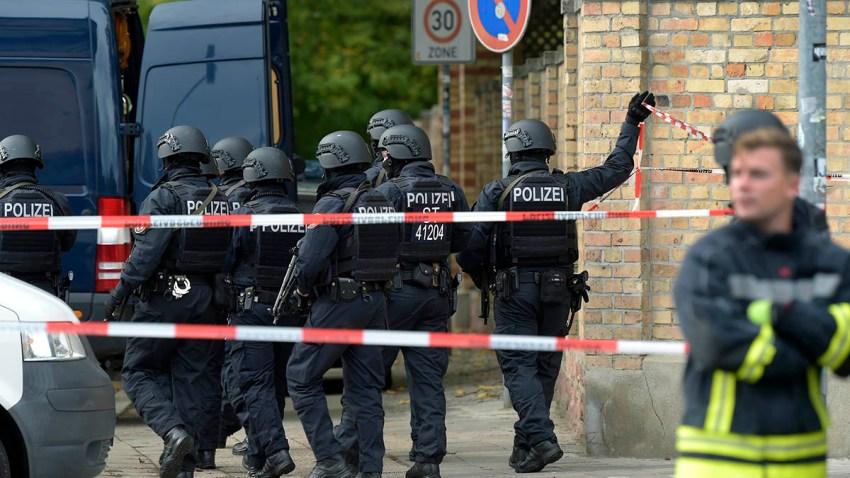 Germany Shooting