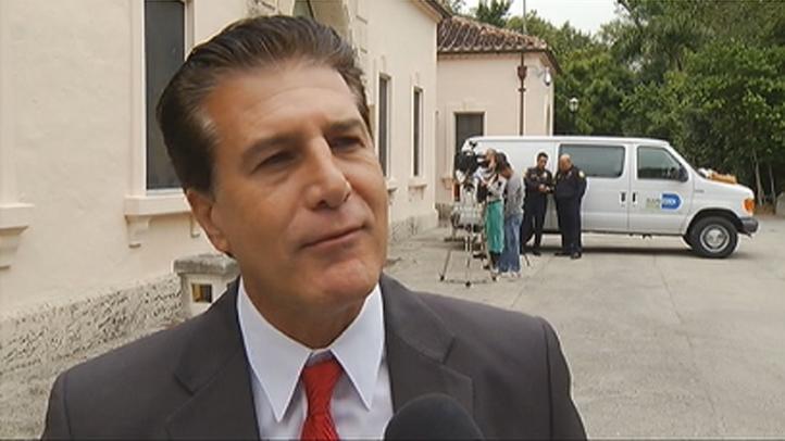 Hialeah Mayor Carlos Hernandez