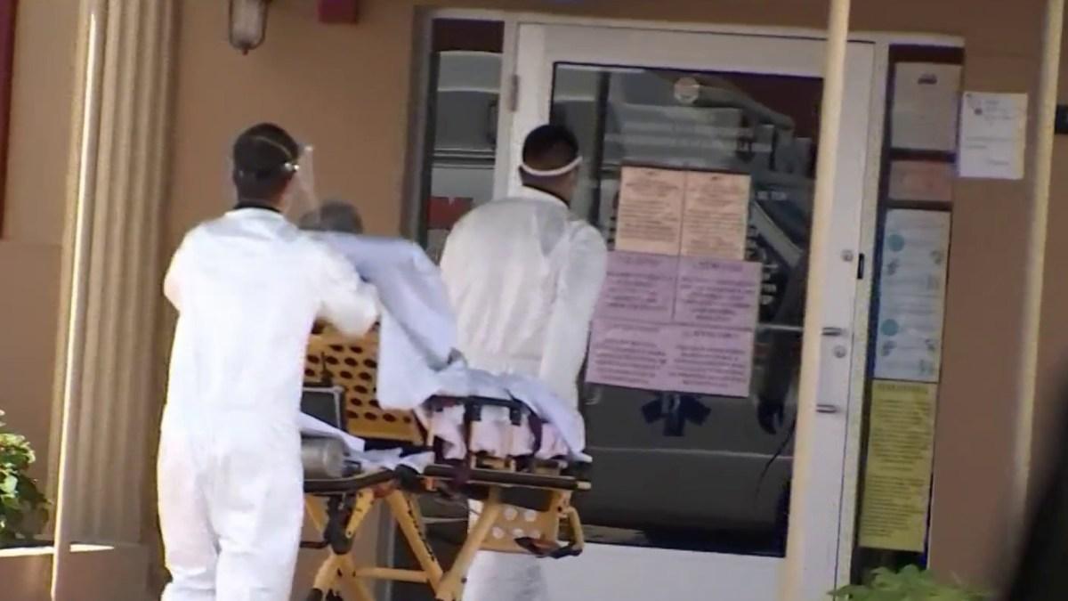 Hialeah Nursing Home Reports Over 240 Coronavirus Cases
