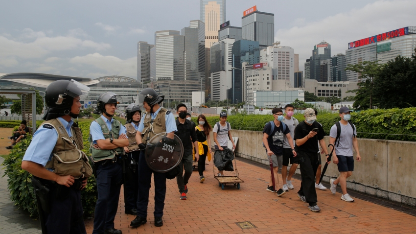 Hong Kong Extradition Law