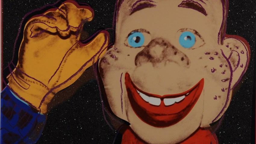 Howdy Doody Warhol