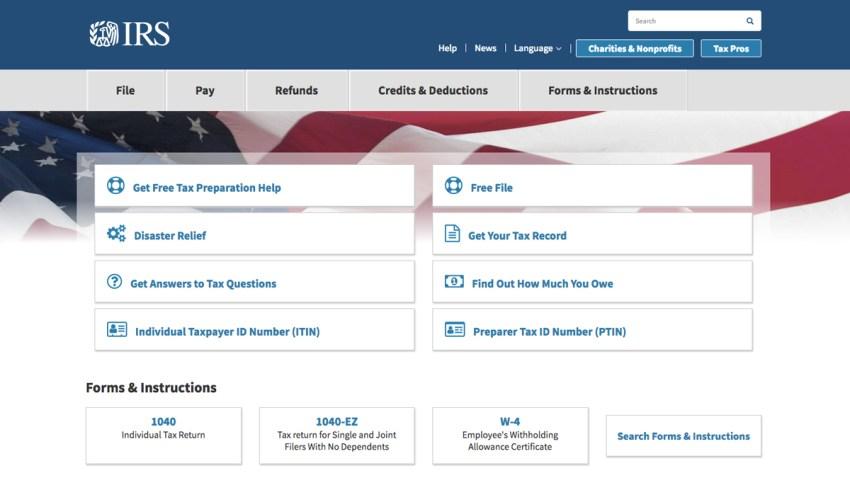 IRSwebsite