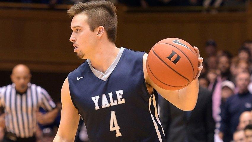 Jack Montague Yale Basketball