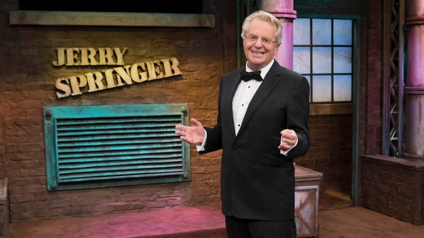 TV Jerry Springer