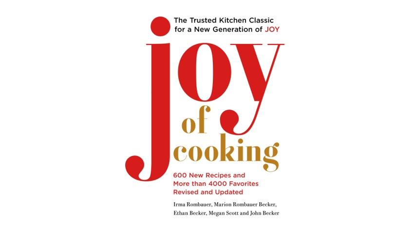 Books - Joy of Cooking
