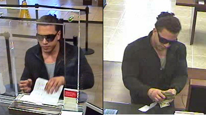 July 17 bank robberies