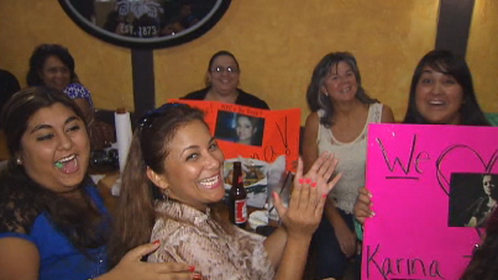 Karina Iglesias fans
