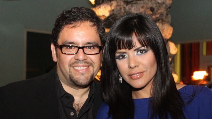 Kosta chef and wife