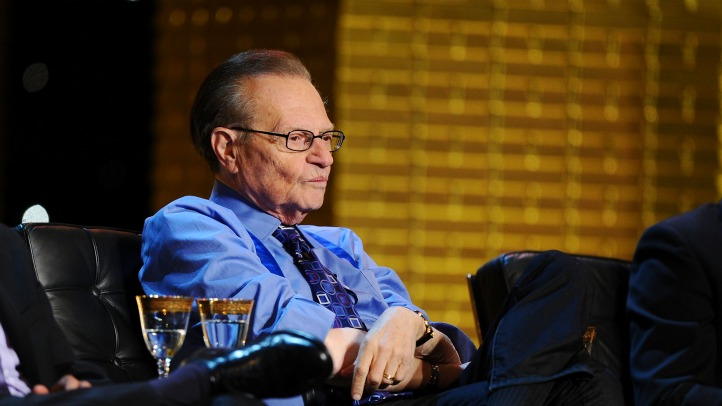 LARRY KING DAILY SHOW