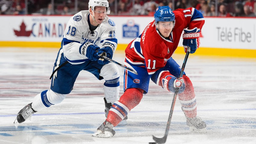 Tampa Bay Lightning - Montreal Canadiens 9 May 2015