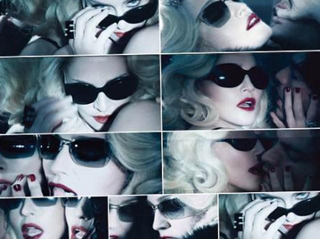 Madonna for DG