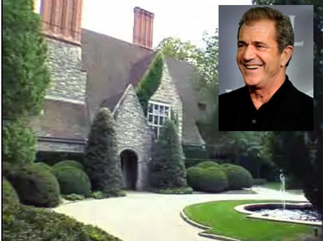 Mel-Gibson-house