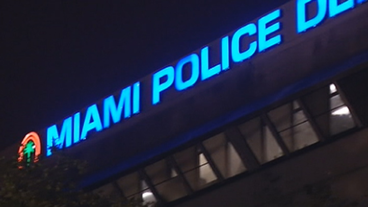 Miami Police Department exterior