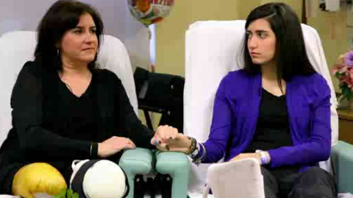Mother daughter boston bombing survivors