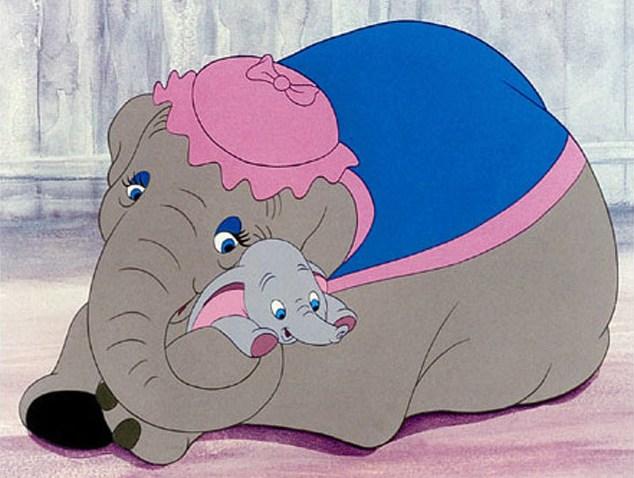 Mrs Jumbo - Dumbo