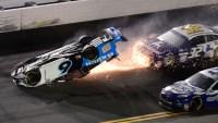 NASCAR Had Paramedic in Newman's Car 35 Seconds After Crash