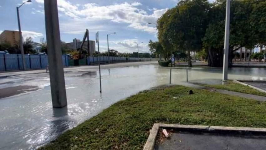 Nov 23 19 Miami PD water shortage