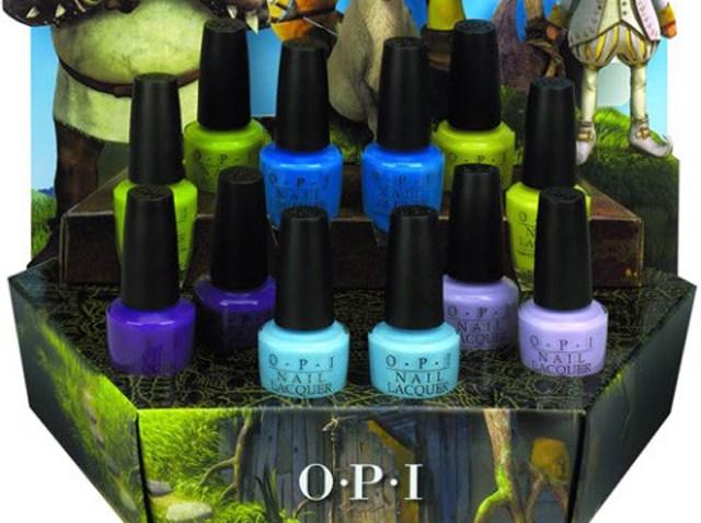 Opi Shrek Collection