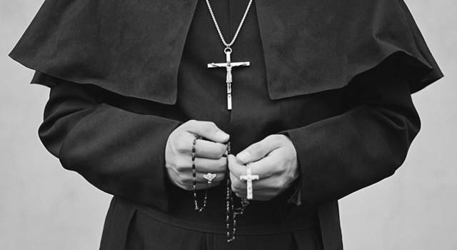PHI priest robe