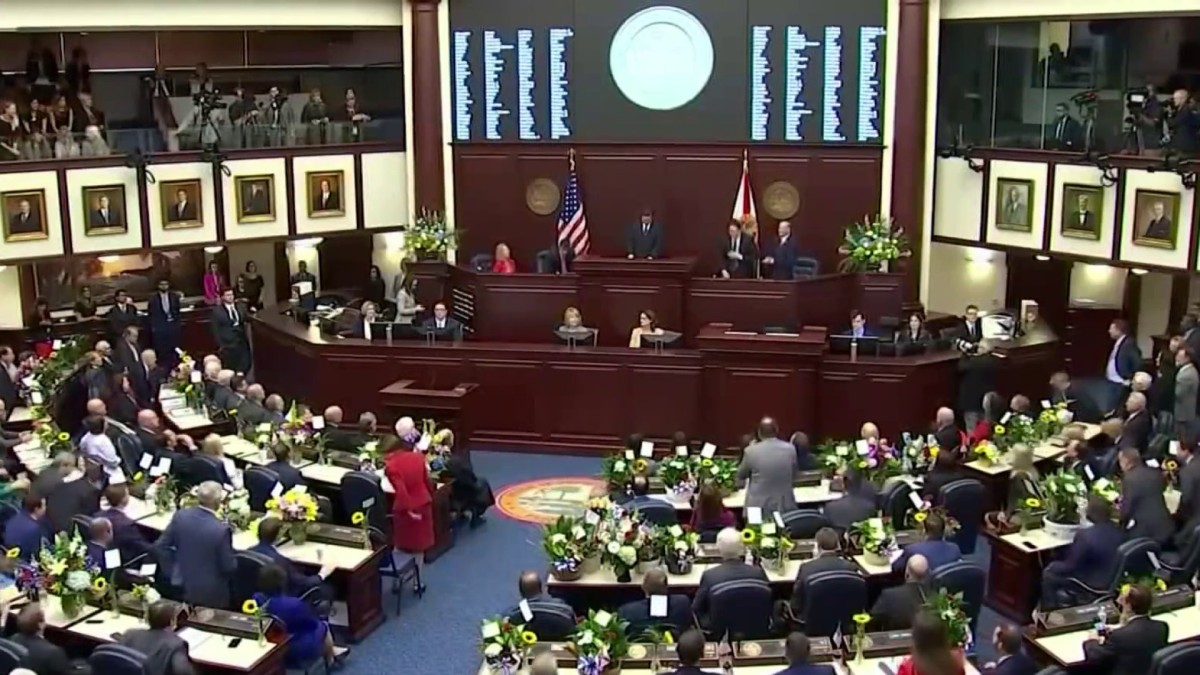 Florida Leadership Split on Supporting 'Flexibility' in CARES Act Money