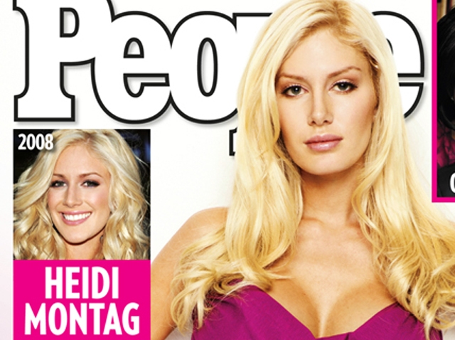 People Cover Heidi Montag Plaastic Surgery 640x480