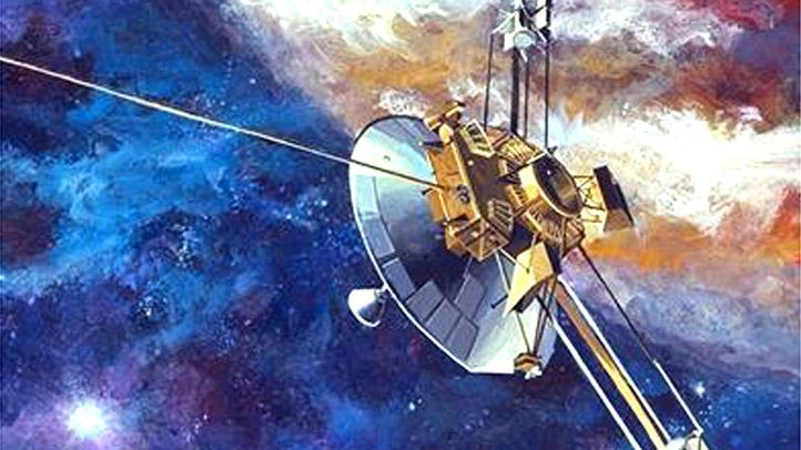 Pioneer 10 Spacecraft