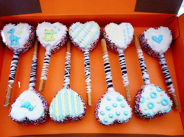 Popsy cakes