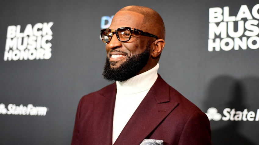 In this Sept. 5, 2019, file photo, Rickey Smiley attends the 2019 Black Music Honors at Cobb Energy Performing Arts Centre in Atlanta, Georgia.
