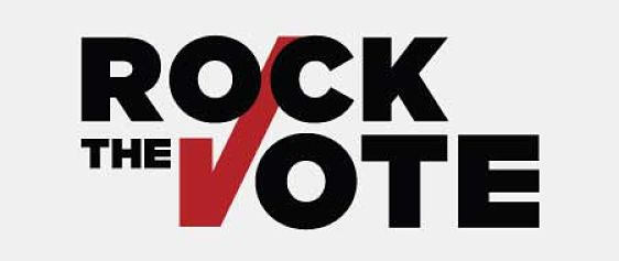 Rock the Vote R