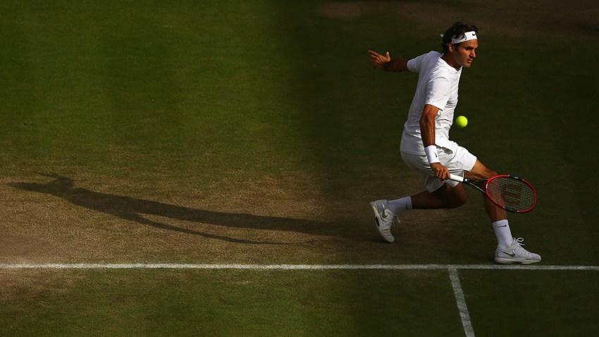 Wimbledon Roger Federer vs Andy Murray
