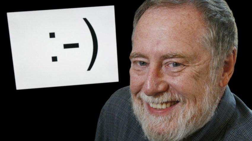 SMiley Face Emoticon Scott Fahlman