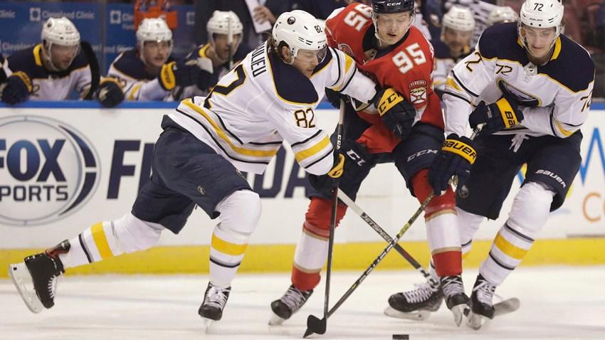 Sabres Panthers Hockey
