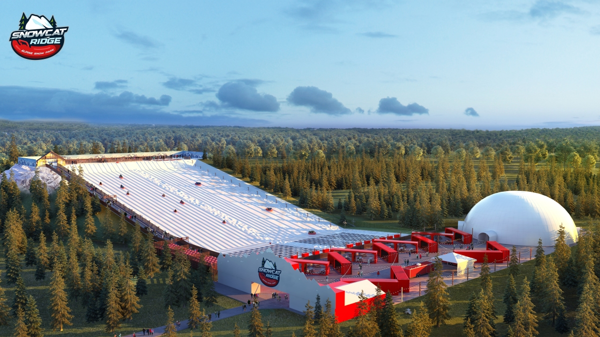 Brrr! Florida's First Snow Park Opening in 2020