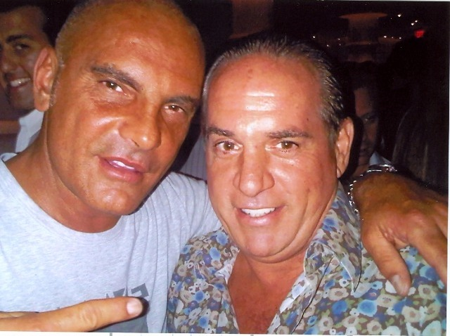 Tommy Pooch and Christian Audigier