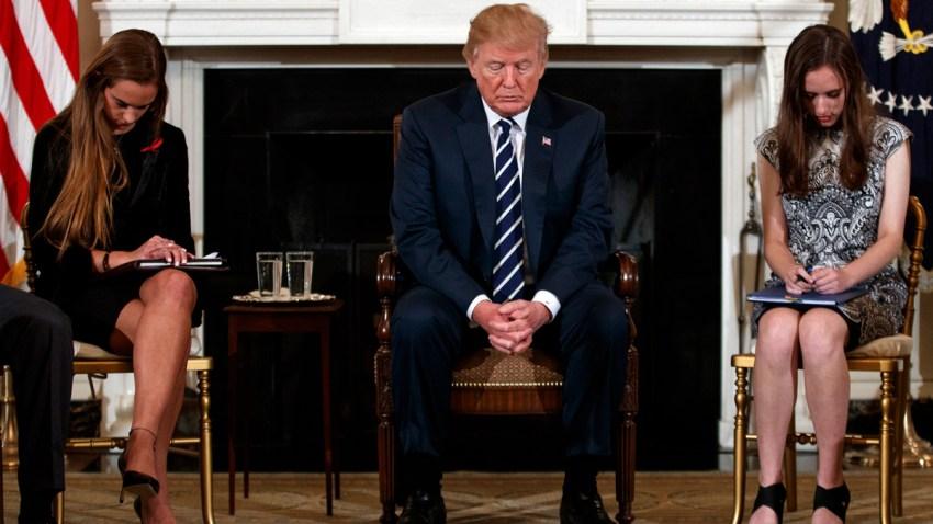 Trump Shootings Mental Health