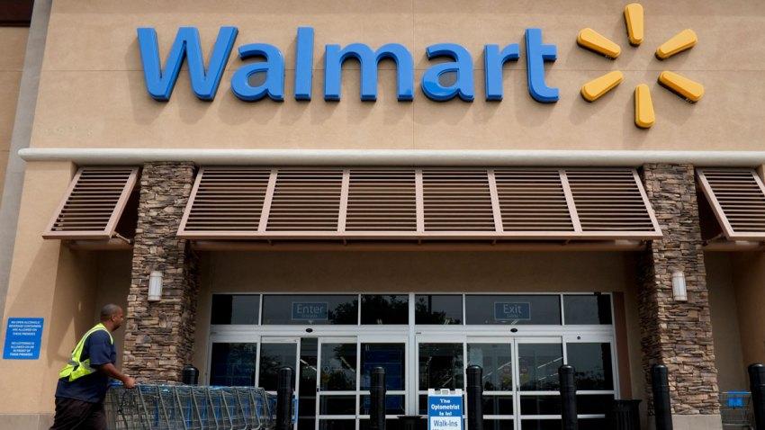 Wal-Mart Walmart Store Sign