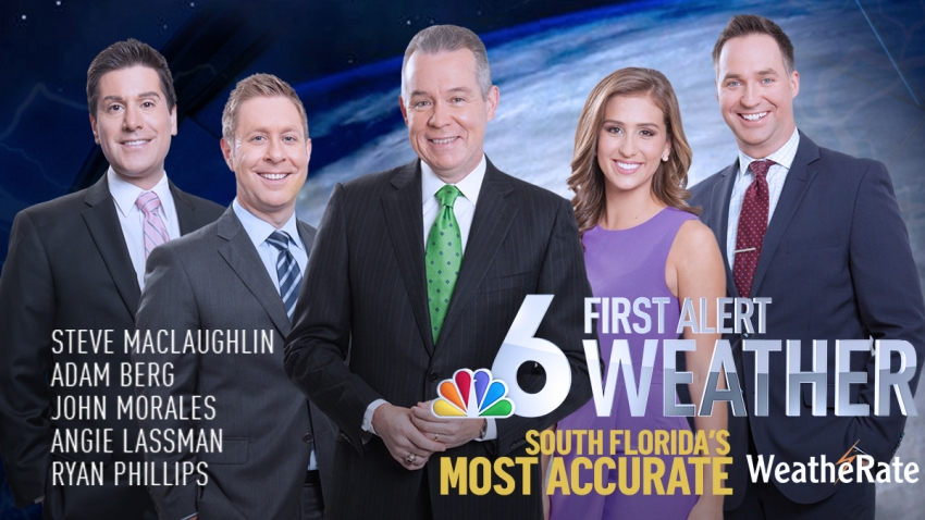 First Alert Weather – NBC 6 South Florida | NBC 6 South