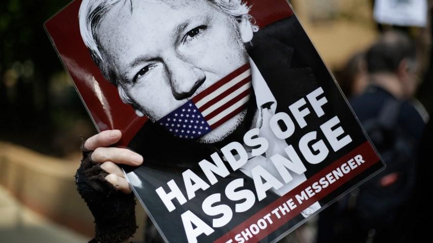 WikiLeaks Assange