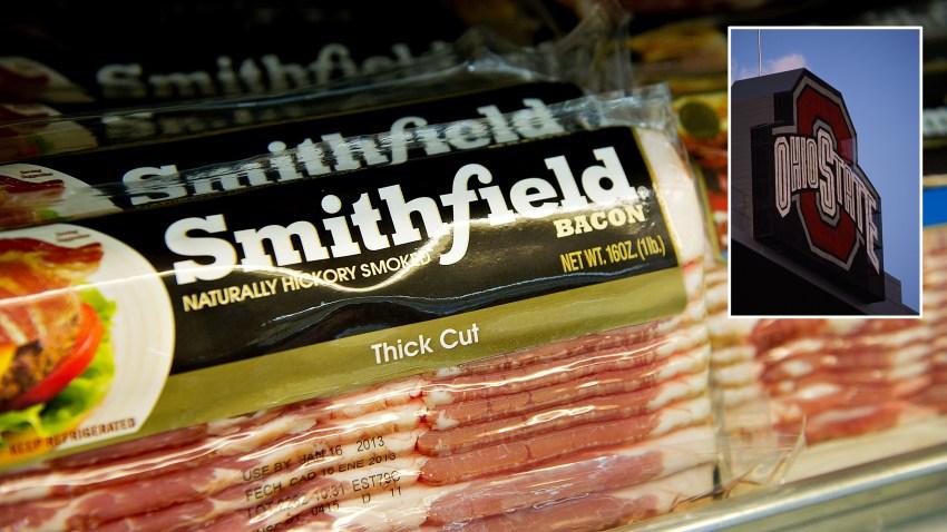SMITHFIELD FOODS EARNS