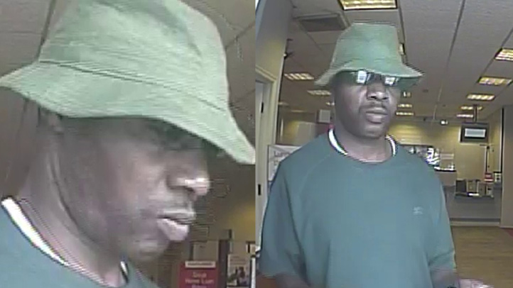 bank of america robbery