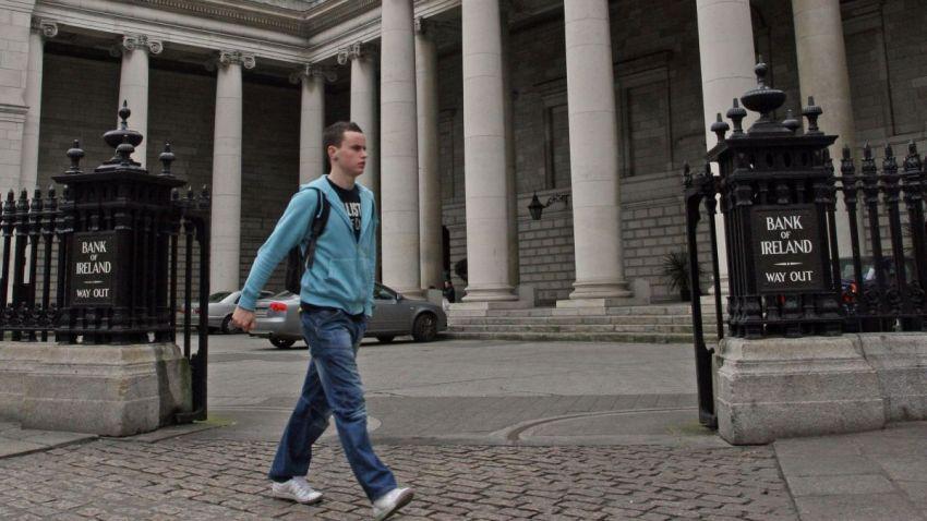 IRELAND BANK HEIST