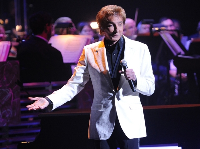 barry manilow miami