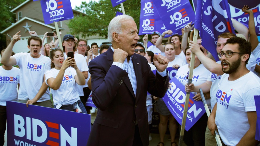 APTOPIX Election 2020 Joe Biden