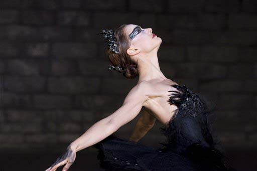Fashion Black Swan