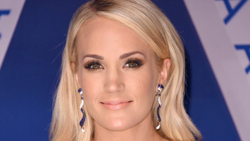 Carrie Underwood Says Family Hid In Safe Room During Nashville
