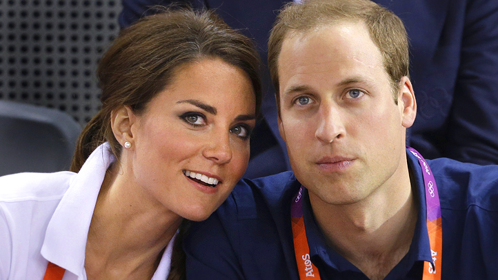 Olympics William and Kate