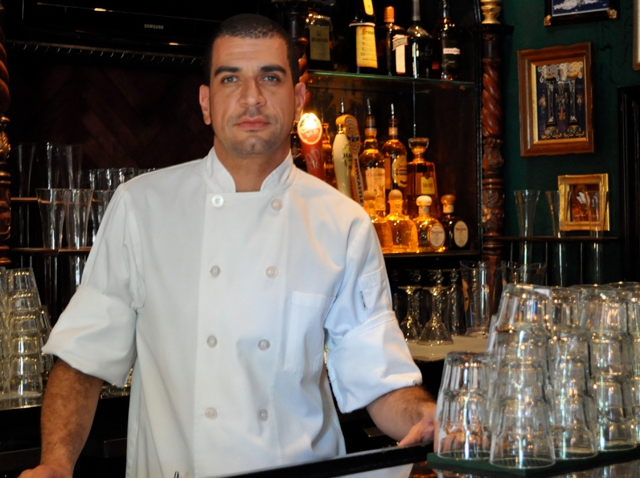 chef alex martinez cms