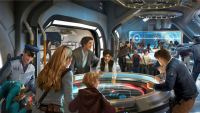 Disney To Open Reservations for Star Wars: Galactic Star Cruiser Hotel Later This Year