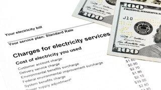 electric bill sept 14